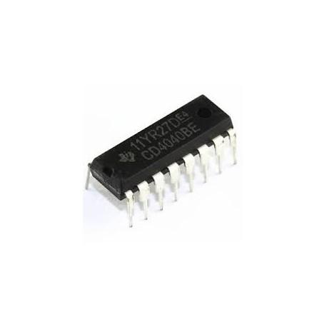 آی سی شمارنده 12 بیتی CD4040BE