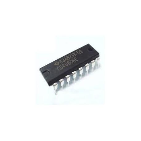 آی سی شمارنده 14 بیتی CD4060BE
