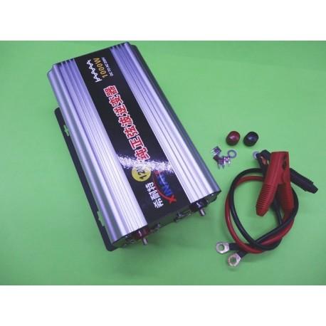 اینورتر (مبدل 12VDC به 220VAC) سینوسی 1000W