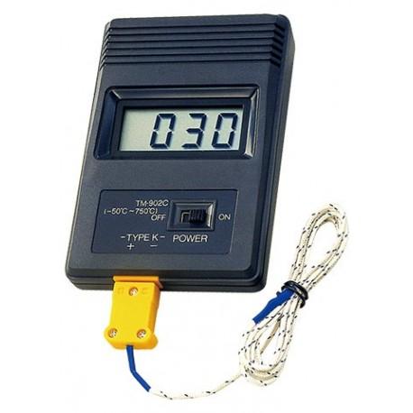 دماسنج دیجیتالی منفی 50 تا 1300 درجه سانتیگراد