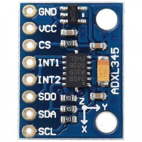 ماژول شتاب سنج دیجیتال ADXL345