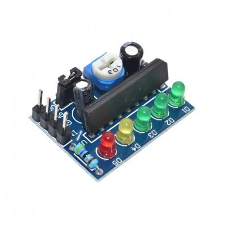 ماژول صوت سنج VU meter