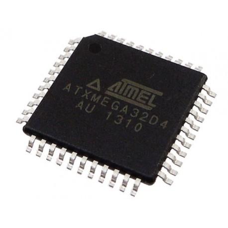 میکروکنترلر ATxmega32D4-AU