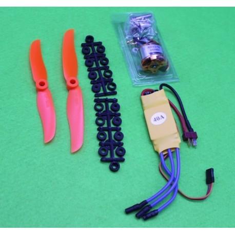پک ربات پروازی مناسب برای ساخت هواپیمای مدل
