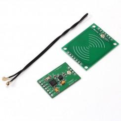 ماژول RC522 RFID دارای فرکانس 13.56MHz ارتباط SPI و آنتن PCB مجزا