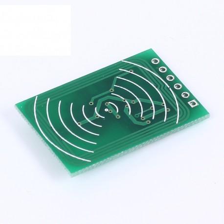 ماژولRC522 RFID دارای فرکانس 13.56MHz با ارتباط I2C