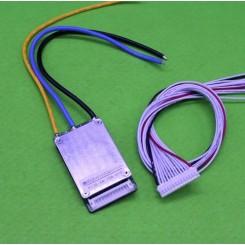 مدار محافظ و کنترل شارژ باتری لیتیومی 13 سل 5-15 آمپر