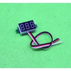 ماژول ولتمتر DC 0-99.9V سایز 0.36 اینچ(سبز)