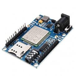 شیلد GPRS / GSM / GPS چهار باند A7 دارای ارتباط سریال - پشتیبانی از AT Command
