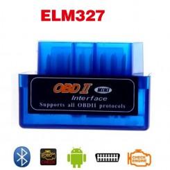 اسکنر ELM327 مینی بولوتوث - قابل اتصال به گوشی موبایل