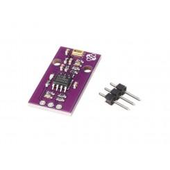 ماژول سنسور میکروفون سیلیکونی به همراه تقویت کننده MCP6022
