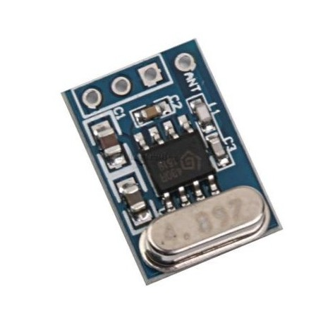 ماژول گیرنده SYN480R با فرکانس 433mhz