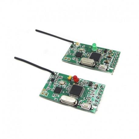 ماژول فرستنده و گیرنده صوت با فرکانس کاری 2.4GHz