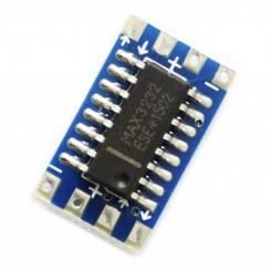 مبدل سریال TTL به RS232 - ماژول MAX3232