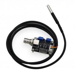 ماژول مانیتورینگ و کنترل سنسورهای PH همراه سنسور دما
