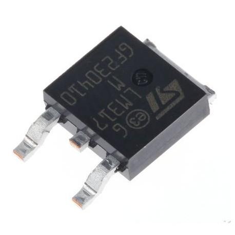 رگولاتور متغیر LM317MDT