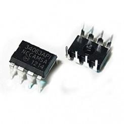 رگولاتور افزاینده/کاهنده MC34063