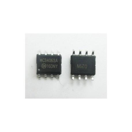 رگولاتور افزاینده/کاهنده MC34063 smd