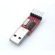 مبدل یو اس بی به سریال CH340G - تبدیل USB به TTL Serial - ماژول USB-TTL - پروگرمر STC