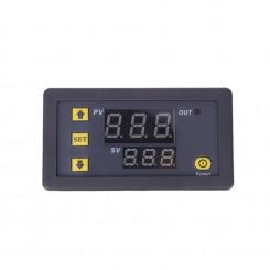 ماژول ترموستات دیجیتال W1018 دارای نمایشگر و کلیدهای کنترلی
