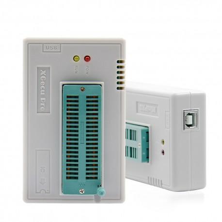 پروگرمر و تستر یونیورسال TL866A با ساپورت بیش از 14000 IC همراه با 9 پک آداپتور اس ام دی