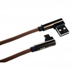 کابل شارژر میکرو یو اس بی همراه باتری مدل HB-535-MG