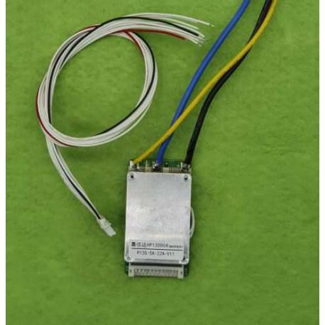 مدار محافظ و کنترل شارژ باتری لیتیومی 13 سل 15 آمپر