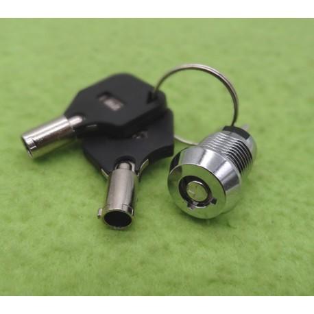 سوئیچ آلفا کلید گرد S1203
