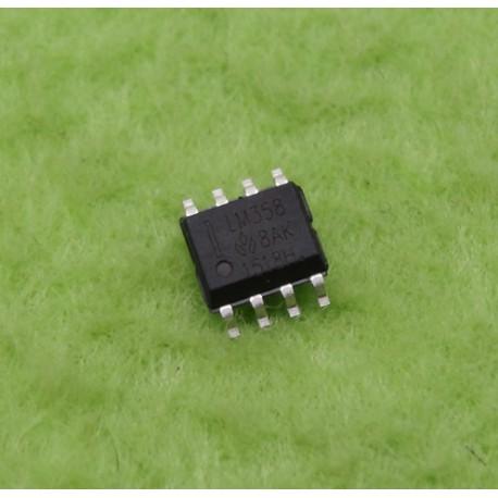 آی سی آپ-امپ LM358D SOIC-8