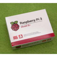 برد رسپبری پای Raspberry pi 3 UK مدل +B