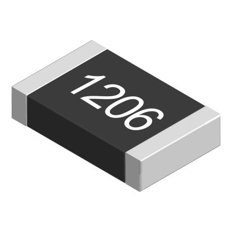 مقاومت 10M اهم 1206
