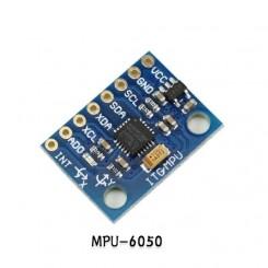 ماژول ژیروسکوپ - شتاب سنج 3 محوره GY-521 MPU-6050