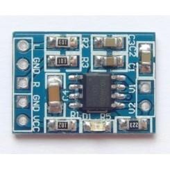 ماژول آمپلی فایر 3W با تراشه HXJ8002