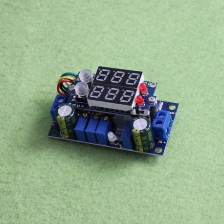 ماژول کنترلر پنل خورشیدی MPPT 5A همراه با کنترلر ولتاژ و جریان