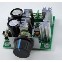 ماژول کنترل دور موتور DC دارای خروجی PWM