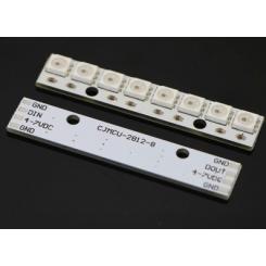 ماژول 8 بیتی - WS2812 - LED RGB