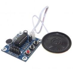 ماژول ضبط و پخش صدای ISD1820