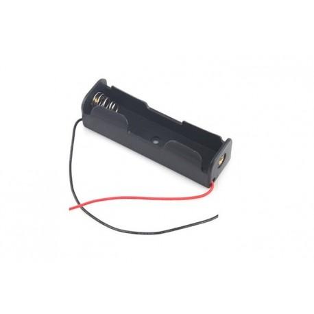 جاباتری تکی باتری لیتیوم یون سایز 18650