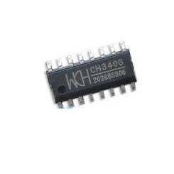 آی سی مبدل CH340G
