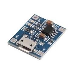 شارژر میکرو USB باتری های لیتیومی