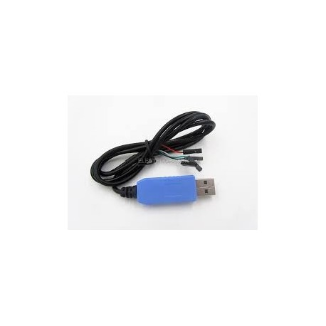 مبدل USB به سریال TTL مدل PL2303TA با پشتیبانی از WIN8